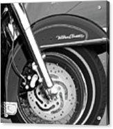 Classic Wheel Acrylic Print