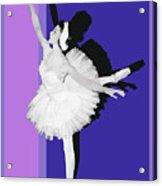 Classical Ballet Acrylic Print