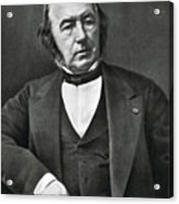 Claude Bernard, French Physiologist Acrylic Print by Photo Researchers