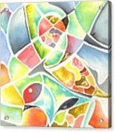 Claw Acrylic Print