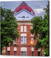 Clay County Courthouse Acrylic Print