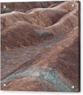Clayscape Acrylic Print