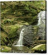 Clayton Beach Falls Acrylic Print