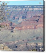 Clear Day At The South Rim Acrylic Print