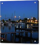Clear Lake Shores,tx Acrylic Print