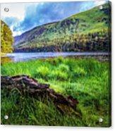 Clear Waters Of Glendalough Acrylic Print