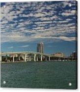 Clearwater Bridge  Acrylic Print