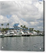Clearwater Florida Acrylic Print