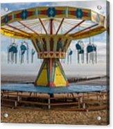 Cleethorpes Beach Acrylic Print