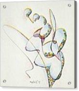 Clef Acrylic Print