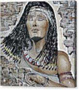 Cleopatra 's Anger Acrylic Print