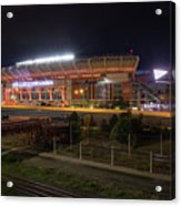 First Energy Stadium Acrylic Print