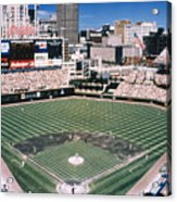 Cleveland: Jacobs Field Acrylic Print