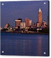 Cleveland Ohio Acrylic Print