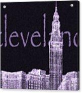 Cleveland's Landmark II Acrylic Print
