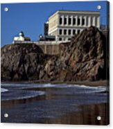 Cliff House San Francisco Acrylic Print by Garry Gay