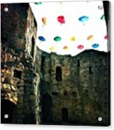 Clifford's Tower Acrylic Print