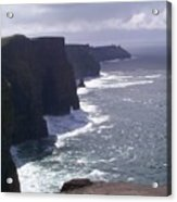 Cliffs Of Moher Acrylic Print