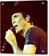 Clint Black-0842 Acrylic Print