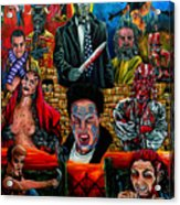 Clive Barker's Nightbreed Acrylic Print