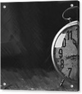 Clock - Id 16218-130631-3641 Acrylic Print