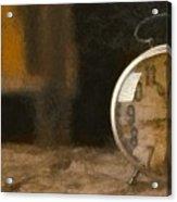Clock - Id 16218-130706-9555 Acrylic Print