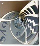Clockface 6 Acrylic Print