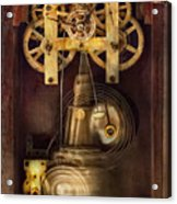 Clockmaker - The Mechanism  Acrylic Print