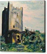 Clonony Castle Acrylic Print