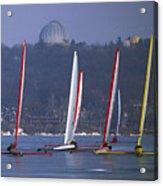 Close Encounters - Lake Geneva Wisconsin Acrylic Print