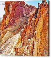 Ochre Pits - West Mcdonald Ranges Acrylic Print