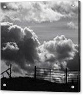 Closed Gate - 2 Acrylic Print