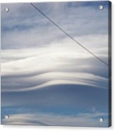 Cloud 17 Acrylic Print