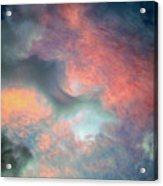Cloud Abstract 2 Acrylic Print