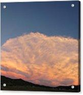 Cloud Afar Acrylic Print