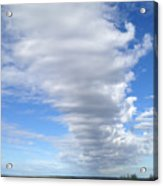 Cloud By Day Acrylic Print