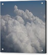 Cloud Depth II Acrylic Print