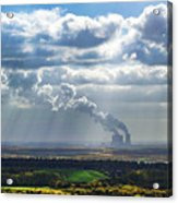 Cloud Factory Acrylic Print