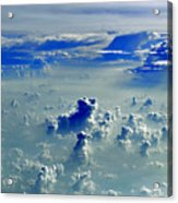 Cloud Formations Acrylic Print