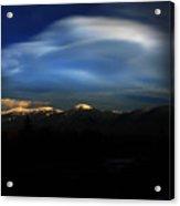 Cloud Illusions Acrylic Print