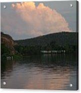 Cloud Lake Reflection Acrylic Print