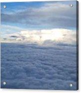 Cloud Landscape Acrylic Print