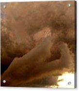 Cloud Layers Acrylic Print