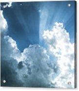 Cloud Light  Acrylic Print