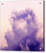 Cloud Nebula Acrylic Print