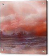 Cloud Ocean Acrylic Print