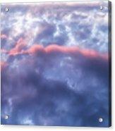 Cloud One Acrylic Print