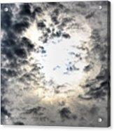 Cloud Porn Acrylic Print