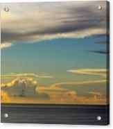 Cloud Racers  Acrylic Print