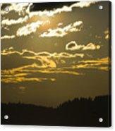 Cloud Shadows Acrylic Print